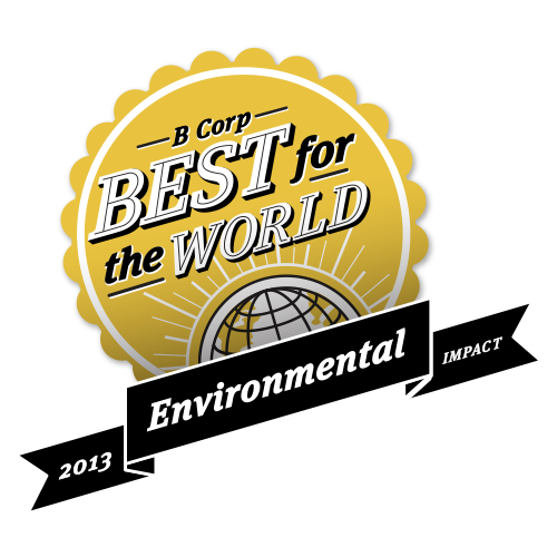 BCorp Awards ECOBAGS