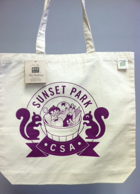 Sunset Park CSA bag. JPG
