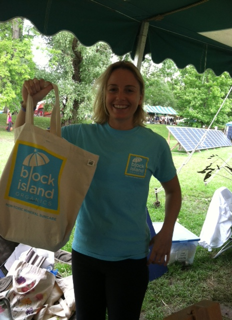 Why We Love Block Island Organics Sweepstakes! Enter to Win the PERFECT ECO Beach Bag!