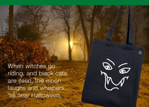 Halloween with ECOBAGS®