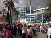 The Anaheim Convention Center