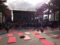 Yoga with Michael Franti