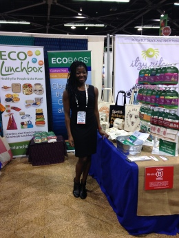 Toro at the ECOBAGS® booth