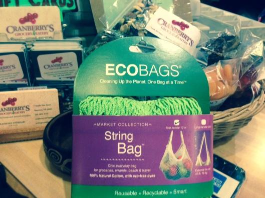 Spotted! ECOBAGS® in Staunton, VA