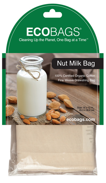 Nut Milk with almonds and cashews